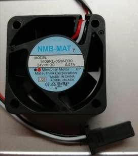 Ventilador para control Fanuc 1608KL-05W-B39
