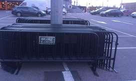 s vende vallas para cerramiento en exteriores