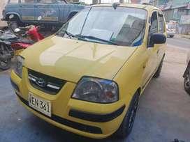 vendo o permuto taxi atoos modelo 2008