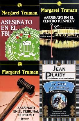 Best Sellers de asesinatos, Suspenso y Romance