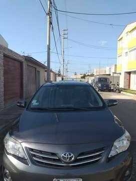 Vendo toyota Corolla 2012 mecanico