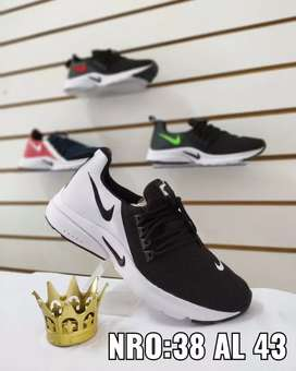 calzado deportivo  hombre/ dama/ niño