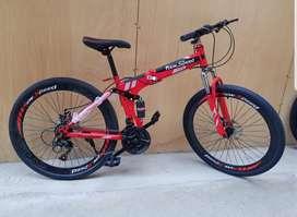 OFERTÓN !!! Bicicleta montañera plegables a buen precio