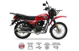 Moto MAVILA Vivaz TT
