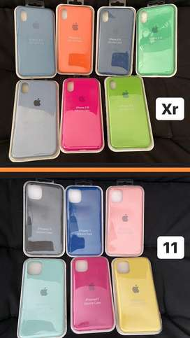 Silicone case de iPhone