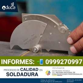 PROCESOS DE CALIDAD EN SOLDADURA