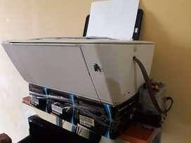 Impresora hp Sistema