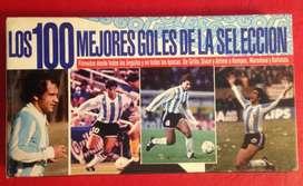 Vhs - Los 100 Mejores Goles De La Seleccion - Revista Goles