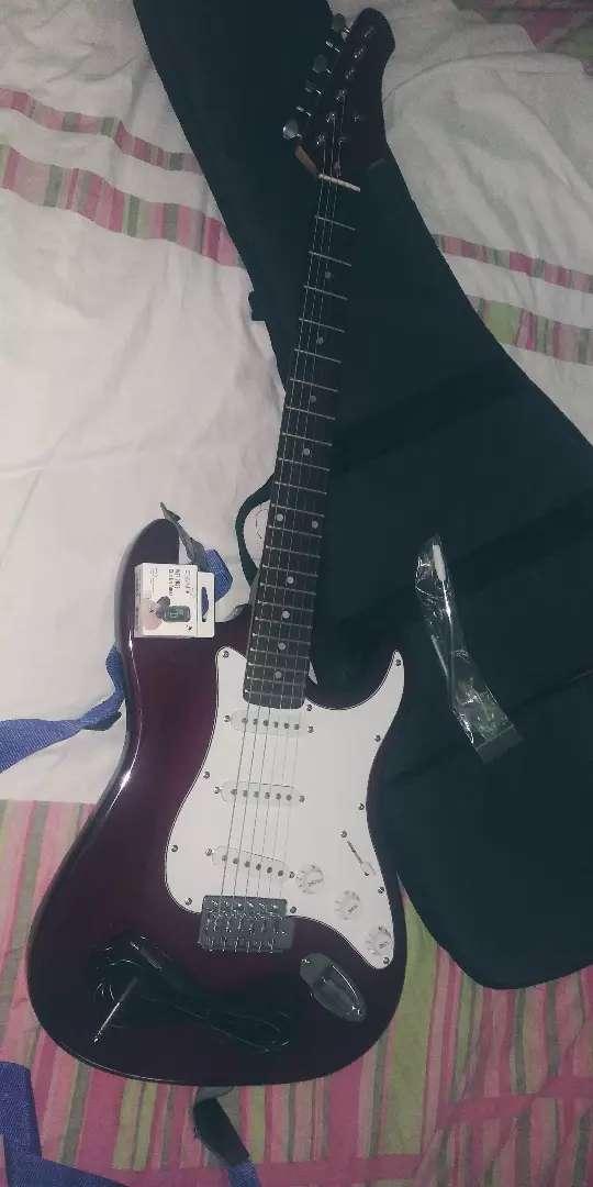 Guitarra electrica 0