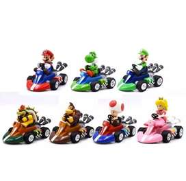 Juguetes de Mario kart