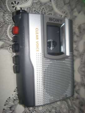 Grabador De Periodista Sony Tcm 150 Leer Bien No Envio