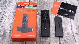 Amazon Fire Tv Stick 4k 2021 Remoto Con Alexa + Envio Gratis