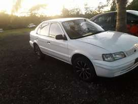 Se vende tercel en 2500 negociable