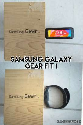 Samsung galaxy gear fit 1