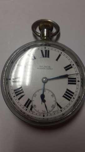 reloj de bolsillo a cuerda