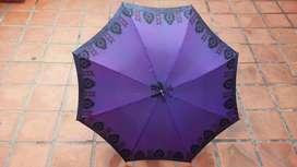 Paraguas Femenino Retro Vintage. Década 60 - 70. Varios.