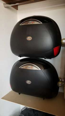 Baul maletero givi kappa laterales