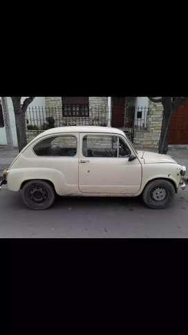 Fiat 600 modelo 70