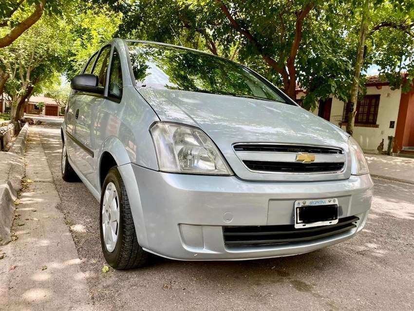 Chevrolet Meriva 2012 full impecable 0