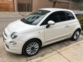 Fiat 500 año 2016