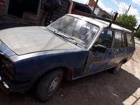 Peugeot familiar