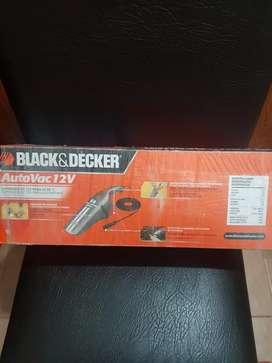 Aspiradora de autos Black&Decker