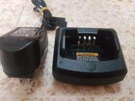 Vendo cargador para radiotelefono Motorola Ep150