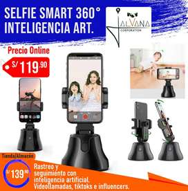 Selfie Smart 360° con inteligencia artificial
