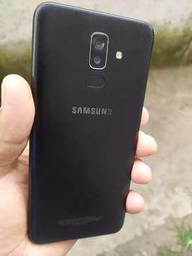 Samsung j8 libre 4g impecable