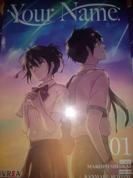 Manga Your Name tomo 1
