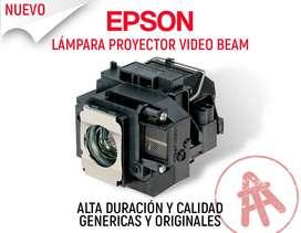 LAMPARA PARA PROYECTOR VIDEO BEAM EPSON, CUALQUIER REFERENCIA