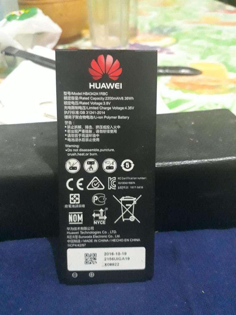 Bateria Huawei Y5 Li Original 0