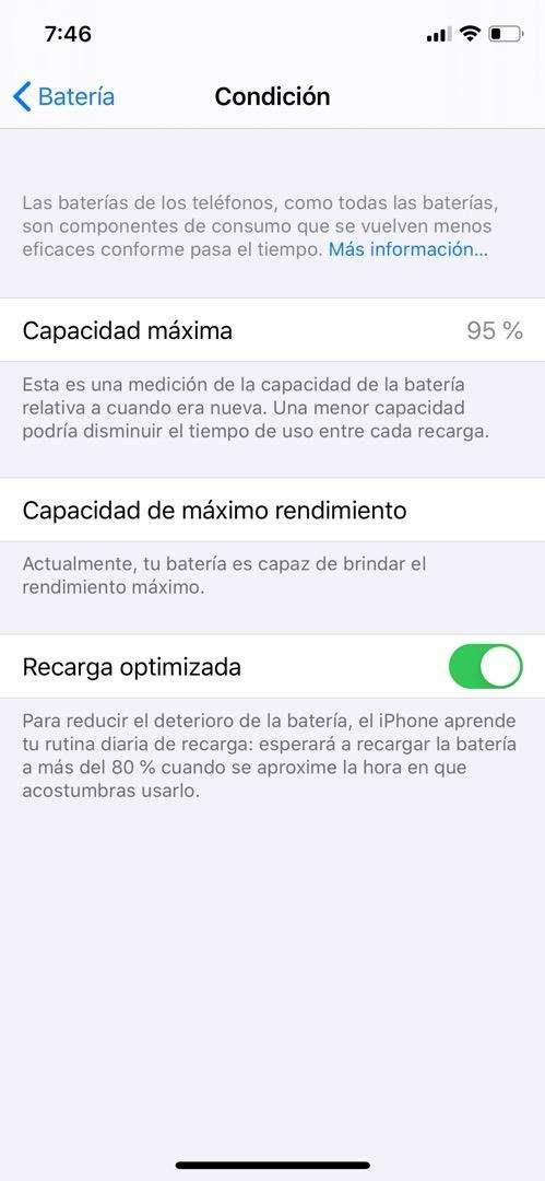 Iphone X 64GB 0