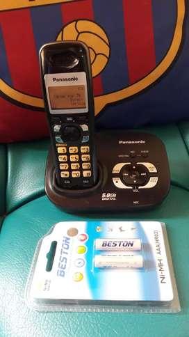 Panasonic con contestador automatico
