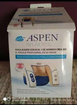 Masajeador cervical Aspem