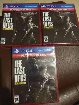 The Last Of Us PS4 Nuevo y Sellado