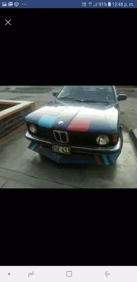 REMATO CLASICO BMW OPERATIVO