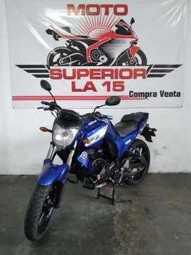 Yamaha fz 16 modelo 2012 papeles hasta diciembre traspaso obligatorio