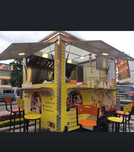 Trailer de Comidas/ Foodtruck