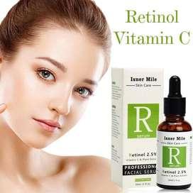 SERUM RETINOL 2.5% +VITAMIN C