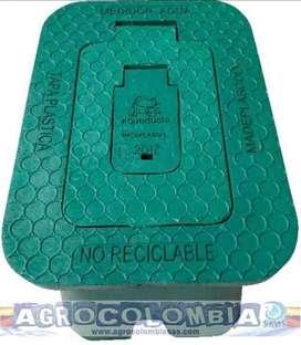 Caja Plástica Medidor Contado Homologada Acueducto De Bogota