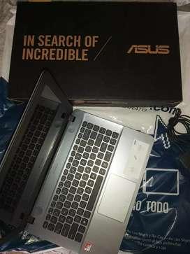 Laptop ASUS AMD6
