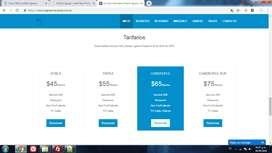 Sitios Web para Hoteles, Hostels y otros Alojamientos
