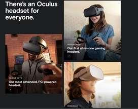 Oculus Quest Renta por Horas.