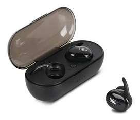 Audífonos Manos Libres Bluetooth Jbl Tws-4 - Touch - sport Free TÁCTILES - Musica - Llamadas - Volumen