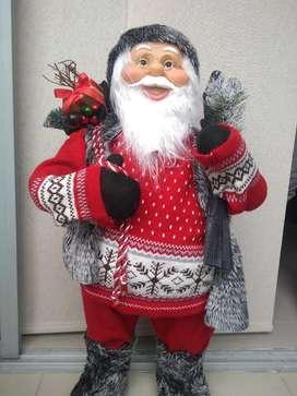 Papá Noel, Muñeco de Navidad