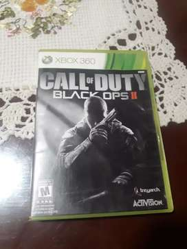 VENDO JUEGO ORIGINAL  : CALL OF DUTY BLACK OPS 2