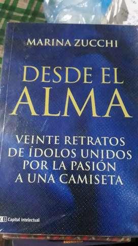 DESDE EL ALMA (usado)