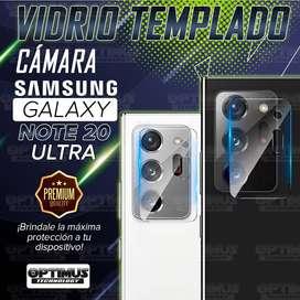 Vidrio Cristal Templado Protector Ceramico de cámara para celular Samsung Galaxy Note 20 Ultra