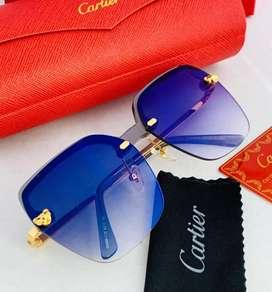 gafas de sol cartier cuadradas unisex deportivas & elegantes